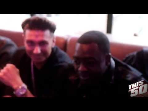 DJ Pauly D - REMIX/SK Party w/ 50 Cent, Jack Thriller, Kidd Kidd