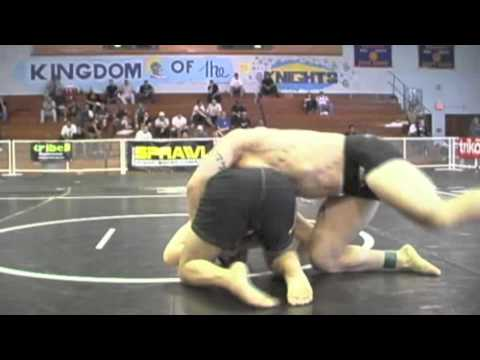 UFC Veterans - Kenny Florian vs. Jeff Monson at Grapplers Quest Pro Absolute 2002 Image 1