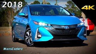 2018 Toyota Prius Prime Advanced - Ultimate In-Depth Look in 4K