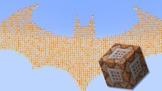 Particle Trails Command | Minecraft One Command Block Creation