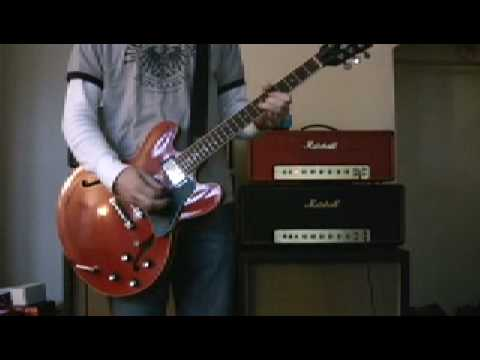 1967 Marshall 50 Watt Plexi Demo