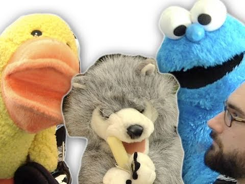 The Barely Puppets! -- 