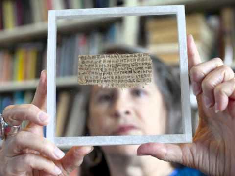 The Jesus' Wife papyrus