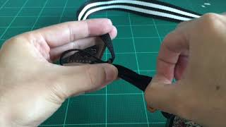 How to Attach CandyLeather Camera Strap Step by step