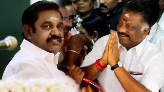 EPS & OPS together! One AIADMK | MGR legacy to Continue? | RN 19