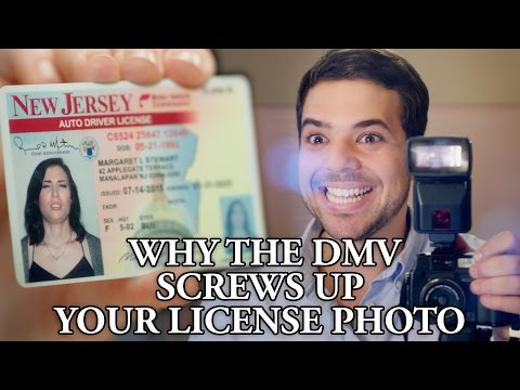 Why The DMV Screws Up Your License Photo   Agitators Ep. 2