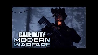 Call of Duty Modern Warfare Beta Gameplay