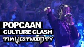 Popcaan, Tony Matterhorn & Spice win Culture Clash! Westwood