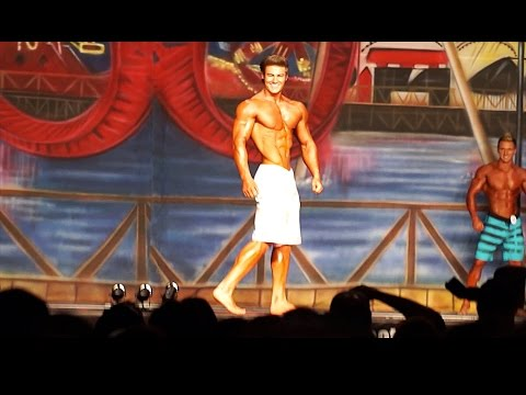 Ifbb Pro Europa Men's Physique - Ronnie Coleman Special Appearance - Jason Poston - Jeff Seid video