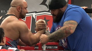 2017 California State Armwrestling Right Hand Championship Final