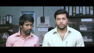 Nimirndhu Nil - Nimirndhu Nil | Tamil Movie | Scenes | Comedy | JayamRavi assembles a team of clean officers