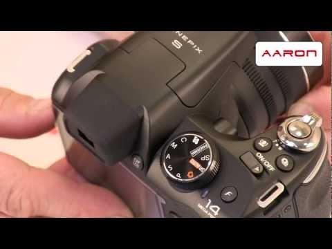 Fotoaparát Fujifilm FinePix S4300 - video představení