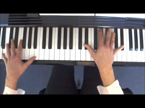 Love You Like A Love Song, Piano Tuto #5# video