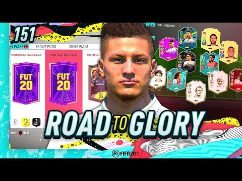 FIFA 20 ROAD TO GLORY #151 - IT'S REALLY GOOD!!