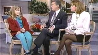 Anna Chlumsky  1991 interview