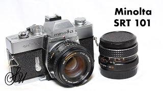 Minolta SRT 101 Video Manual