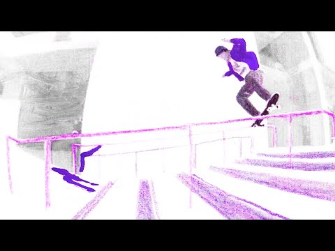 adidas Skateboarding: Na-Kel Smith Matchcourt High RX (Animation)