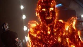 X-Men: Days of Future Past - Opening Scene