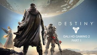 Destiny PS3 Gameplay Part 1 1080p