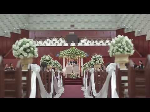 The Wedding Video Of Jun And Jam. (iglesia Ni Cristo Wedding, Bago Bantay House Of Worship) video