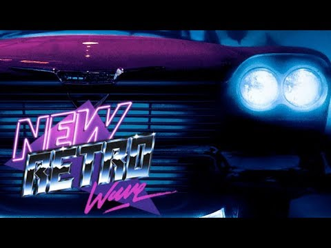 """The 80's Dream""   Best of NewRetroWave   October 2017   Retrowave/ 80's Revival Mixtape"