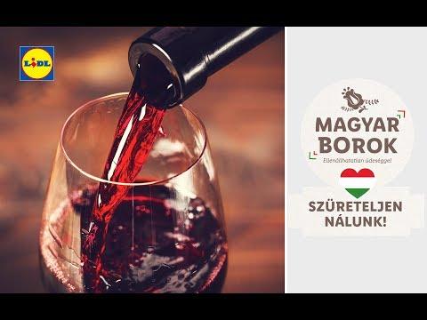 Magyar szüreti borkínálatunk 09.30-tól | Lidl