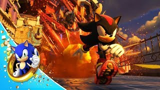 Sonic Forces Episode Shadow Gameplay