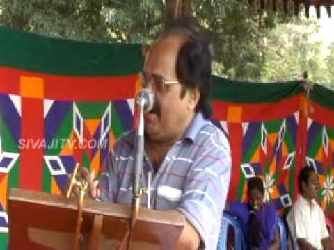 Crazy Mohan At Mob Vaishnava College On Sivaji Tv Com video