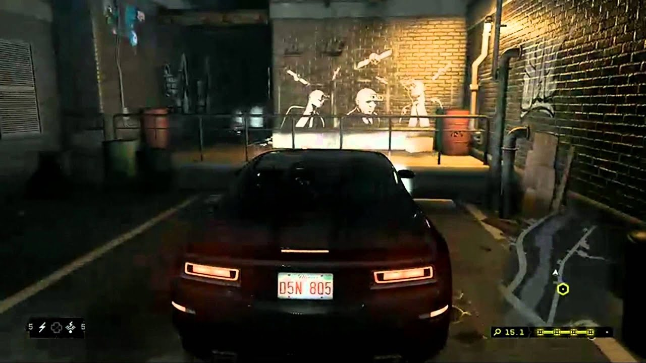 how to fix watch dogs new game not loading