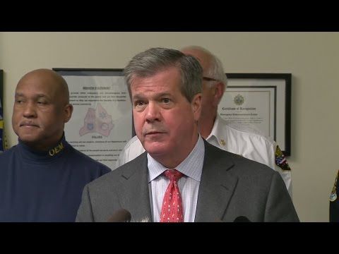 WEB EXTRA: Full Friday OEM Briefing From Mayor Karl Dean