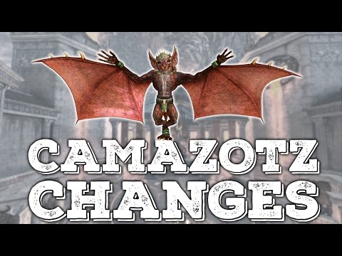SMITE Camazotz Changes | How strong is he compared to others?