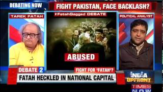 Kashmiri Journalist Lauds Tarek Fatah For Supporting Baloch Cause