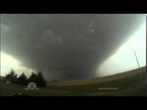 Millions of people in the path of severe weather -- May 2013