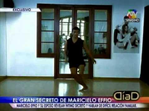 Maricielo Effio y su esposo revelan íntimo secreto familiar