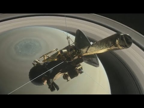 Nasa-Entdeckung: So klingt der Saturn