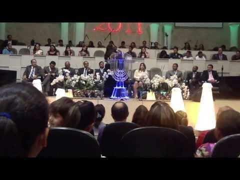Fabiana Anastácio Pregação - O Tanque De Betesda video