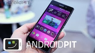 Sony Xperia Z2 [HANDS-ON]