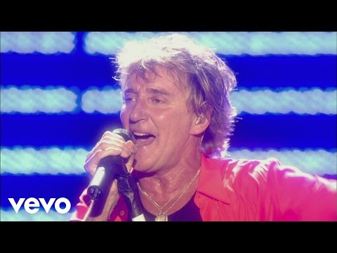 Rod Stewart - You Wear It Well (from One Night Only!)