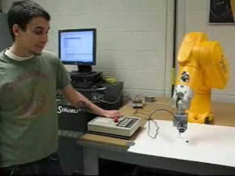 Robotics at USC Upstate: Computer Vision, Servoing