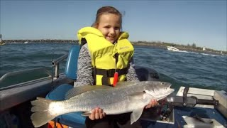 Seaway Fishing with the Kids - June 2015