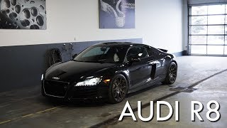Bought my DREAM CAR! 2008 Audi R8!