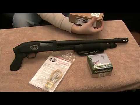 Mossberg 500 Cruiser Blackwater Shotgun