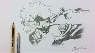 Drawing Naruto Uzumaki - Pencil Art | TolgArt