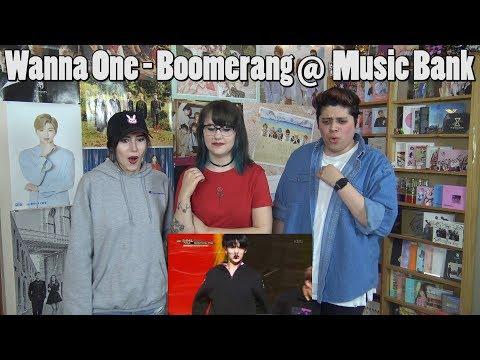 download mv wanna one boomerang metrolagu