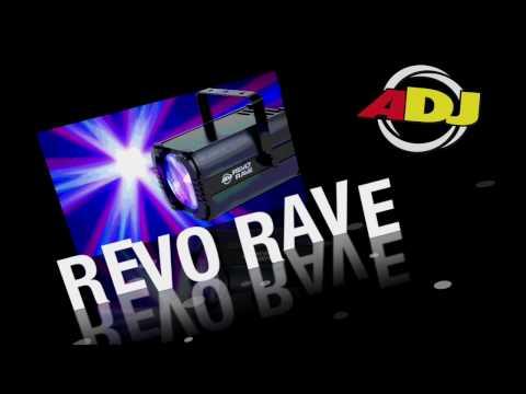 American DJ Revo Rave