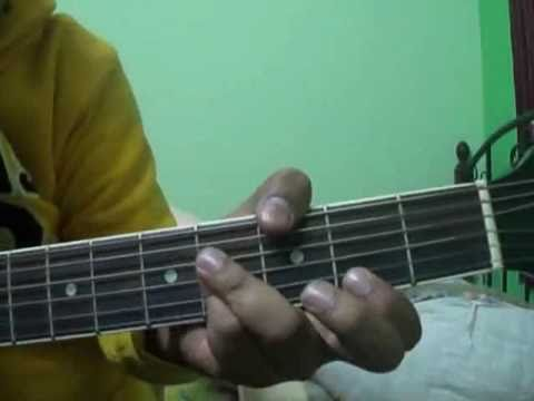 Tum Jo Aaye Zindagi Mein on Guitar from Once Upon a Time in...
