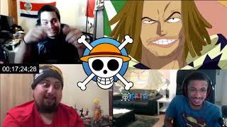 Shanks Stops The War Reaction Mashup One Piece Episode 488 & 489 Uzumaki Khan, Hibou, Dabster