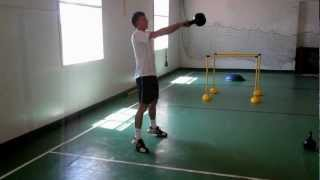 Functional Tennis - Interval circuit training for tennis players
