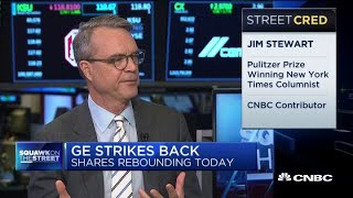 NYTime's Jim Stewart on GE: 'This is not Enron'