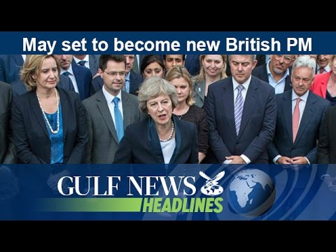 May set to become British PM - GN Headlines